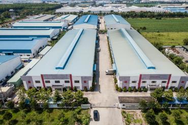 Nhà xưởng khu công nghiệp Dệt May Nhơn Trạch - Đồng Nai