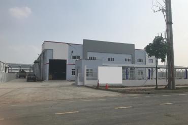 Nhà xưởng khu công nghiệp Yên Phong - Bắc Ninh - Giai đoạn 1