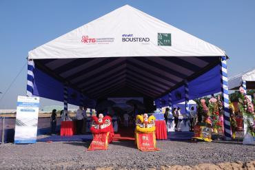 Lễ động thổ Boustead Industrial Park - Nhơn Trạch 2 - Đồng Nai