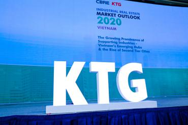 "KTG INDUSTRIAL OFFICIALLY ANNOUNCED ""INDUSTRY 4.0 FACTORY"""