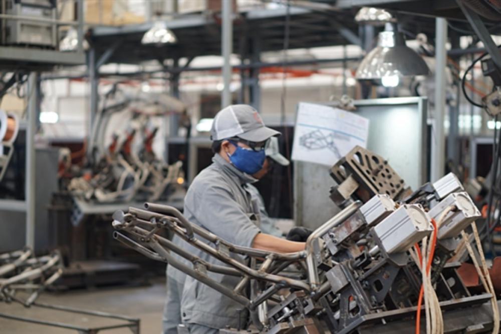 Việt Nam vẫn là điểm đến lý tưởng từ khi làn sóng dịch chuyển nhà máy khỏi Trung Quốc bắt đầu