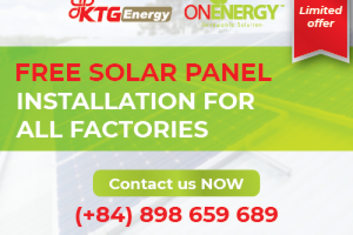 KTG Energy launches free solar power panel offers for businesses