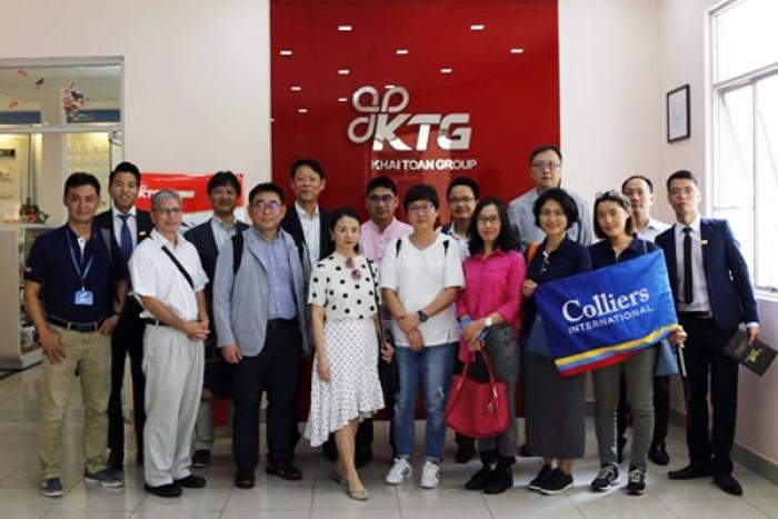 """KTG Industrial tổ chức thành công Workshop """"Industrial Tour"""""""