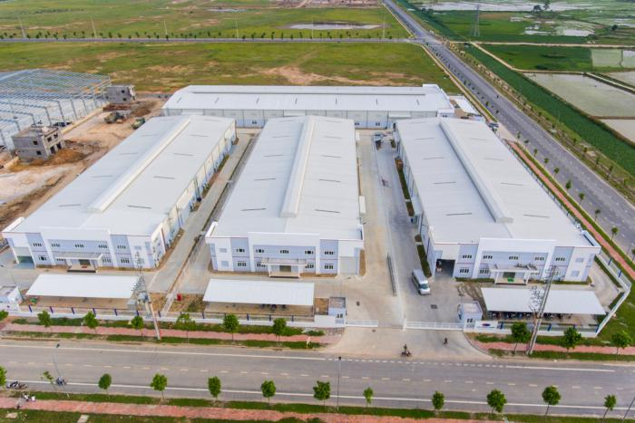 KTG INDUSTRIAL AND OPPORTUNITIES IN YEN PHONG INDUSTRIAL PARK - BAC NINH