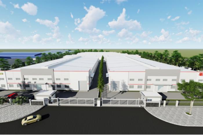 KTG Industrial chính thức đầu tư xây dựng nhà xưởng tại Khu Công nghiệp Yên Phong cho giai đoạn 2