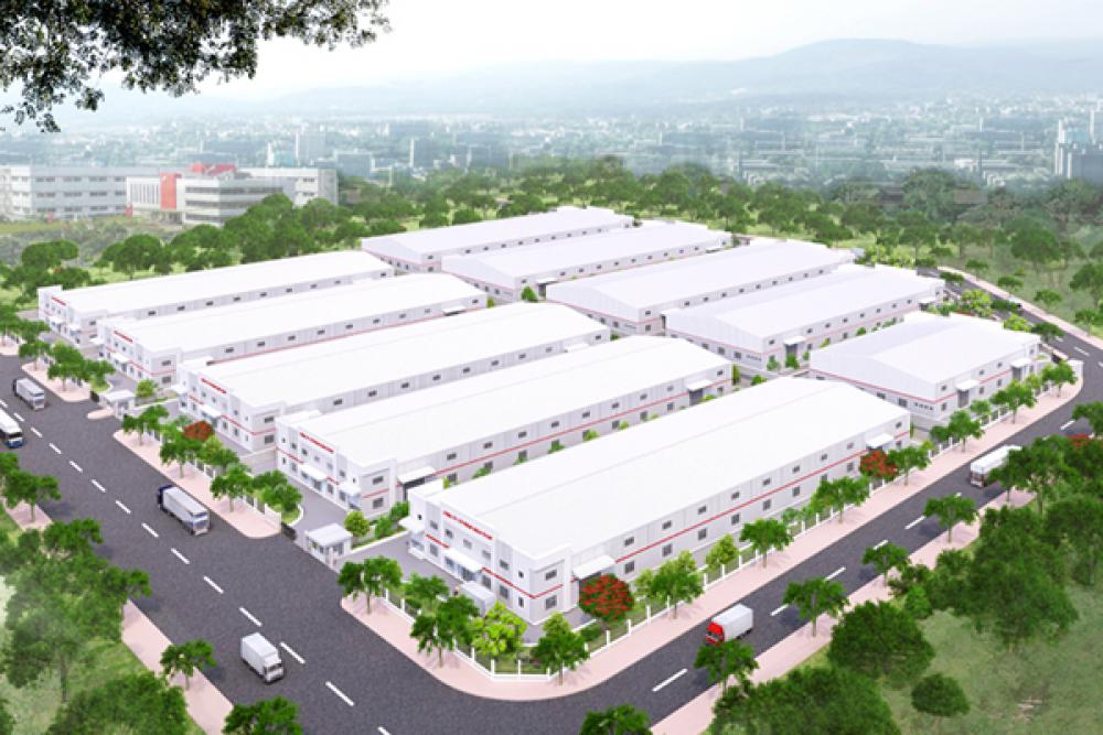 Nhà xưởng cho thuê trung tâm công nghiệp An Phước – Tiềm năng phát triển vượt bậc