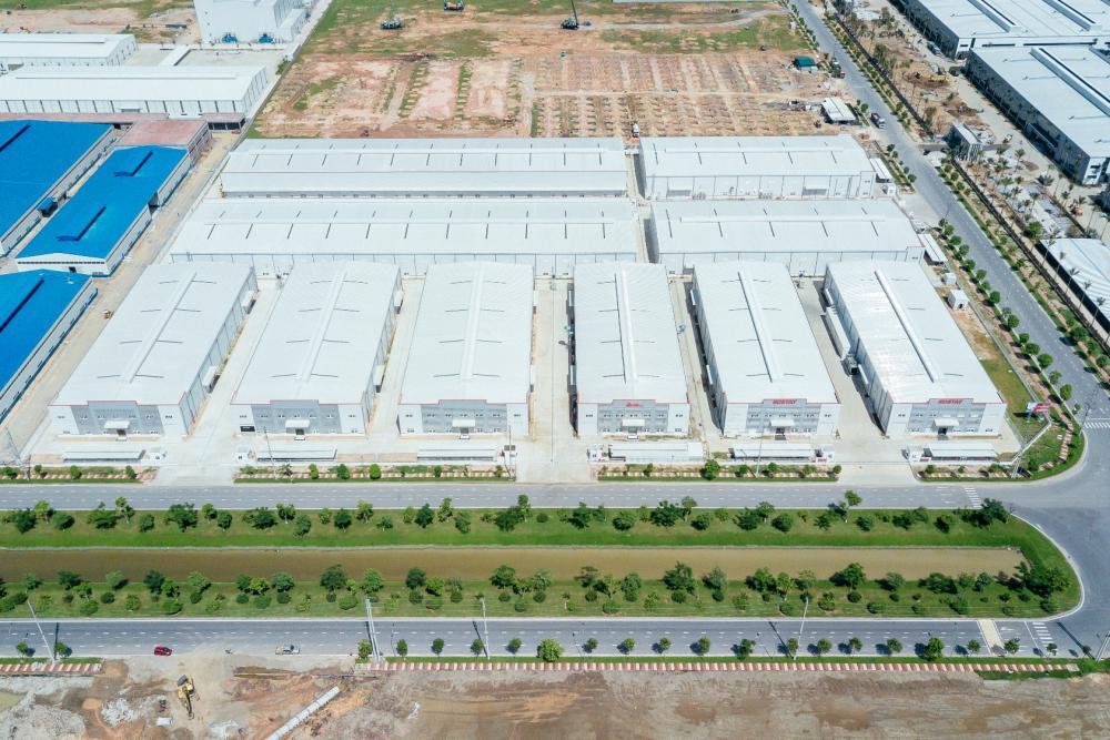Xu hướng bất động sản công nghiệp dịch chuyển ra vùng phụ cận