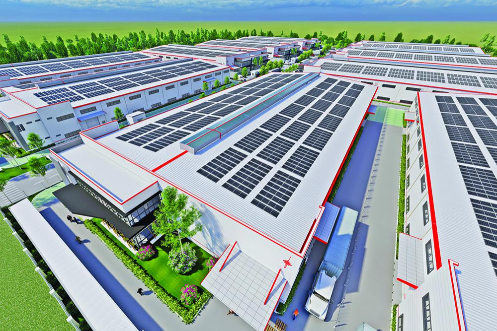 FACTORY FOR LEASE IN NHON TRACH 3 INDUSTRIAL CENTER - DONG NAI - PHASE B