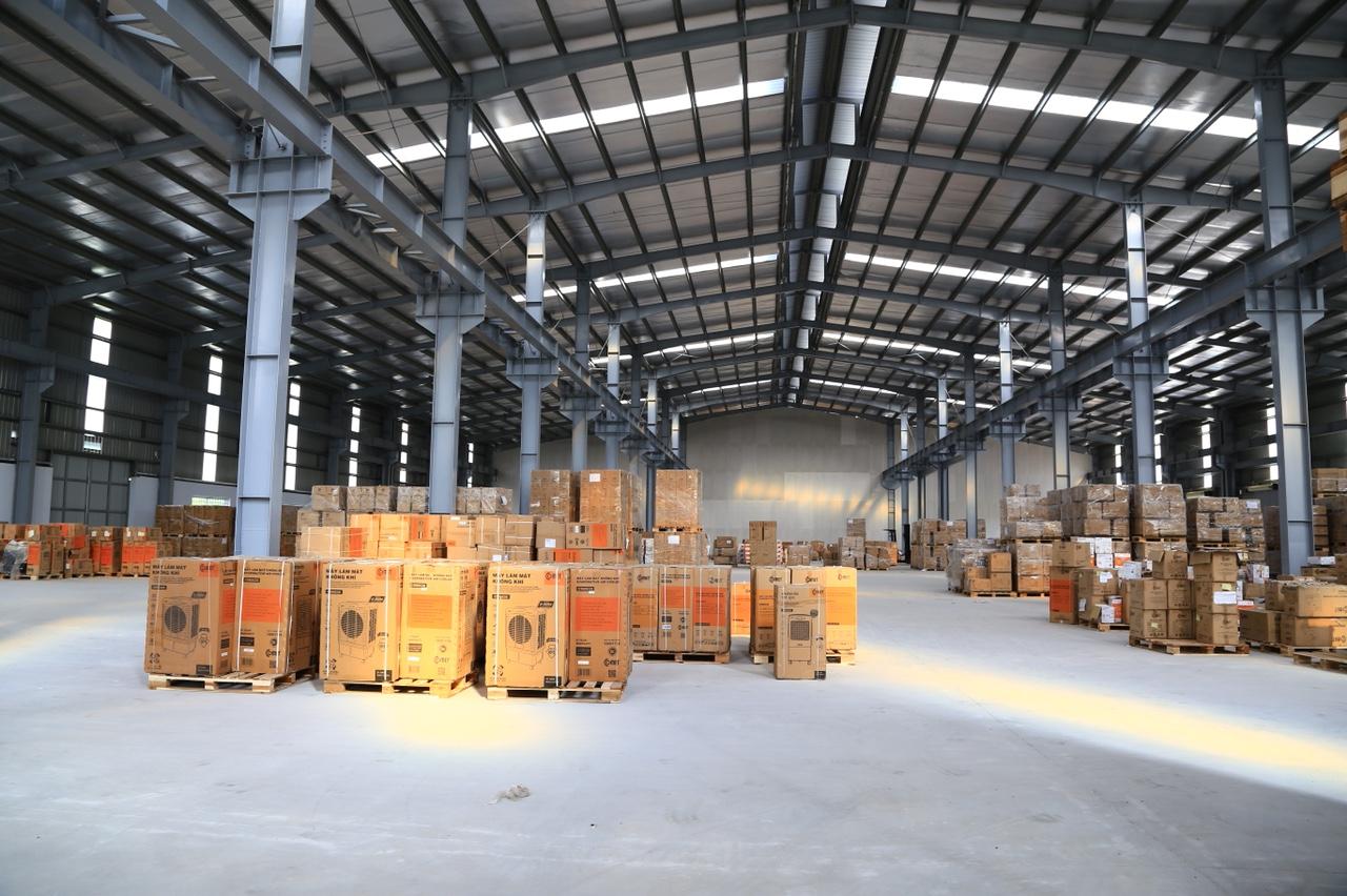 Cho thuê kho Khu công nghiệp Long Biên - Hà Nội