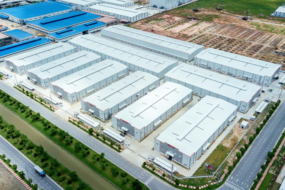 Factory for rent in YEN PHONG INDUSTRIAL CENTER - BAC NINH - PHASE B