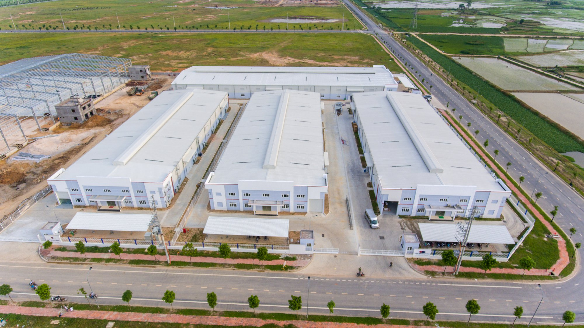 YEN PHONG INDUSTRIAL CENTER - BAC NINH - PHASE A