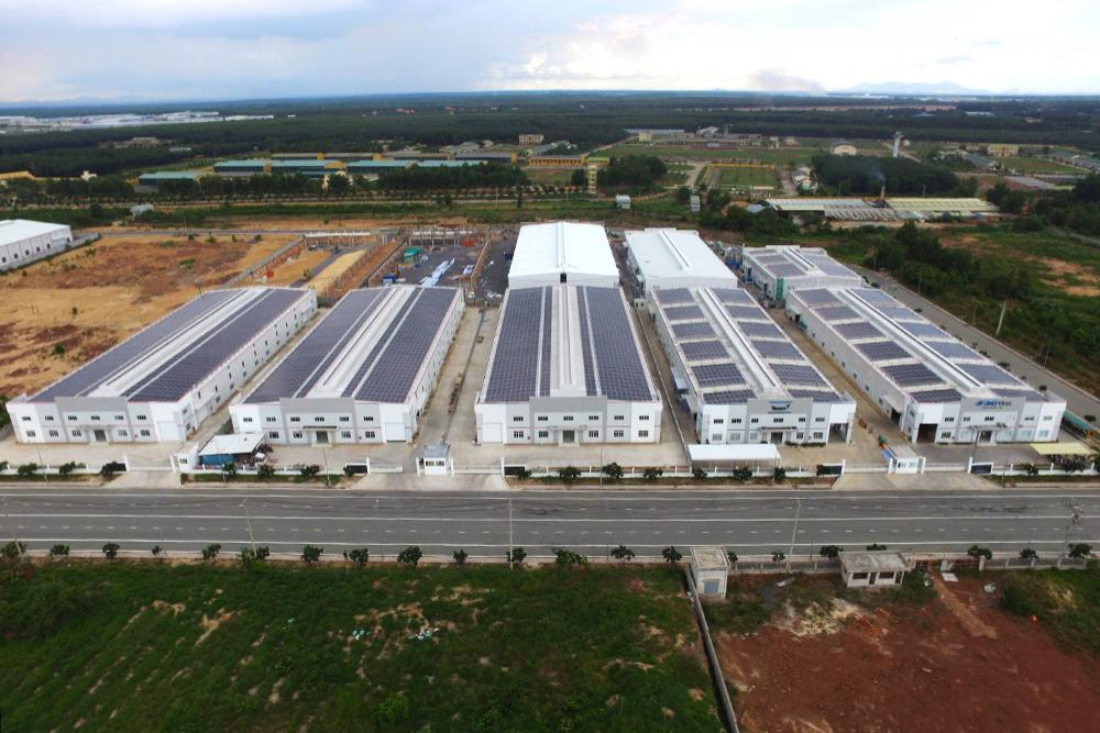 AN PHUOC INDUSTRIAL CENTER - DONG NAI - PHASE A