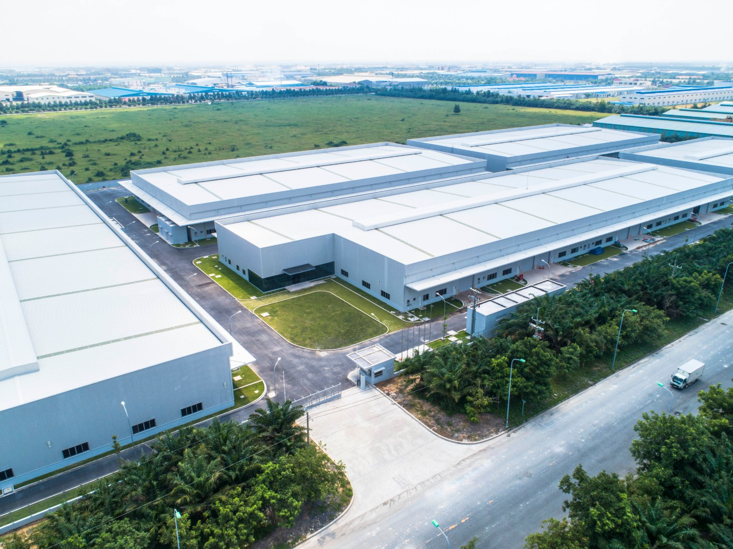 Factory for lease in NHON TRACH 2 INDUSTRIAL CENTER - PHASE A