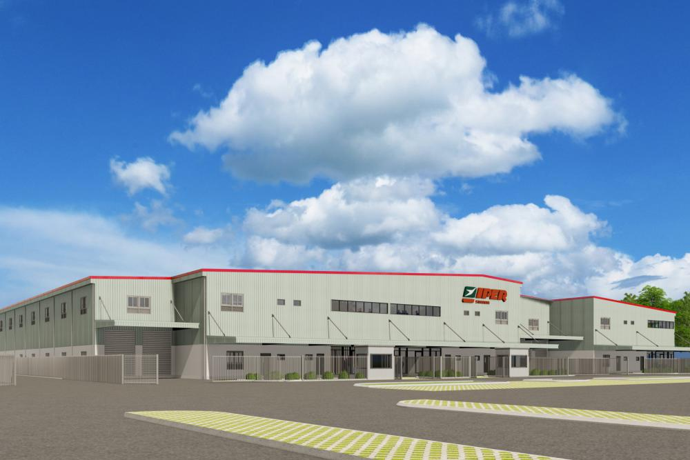 FACTORY FOR RENT IN NHON TRACH 2 INDUSTRIAL CENTER - PHASE B
